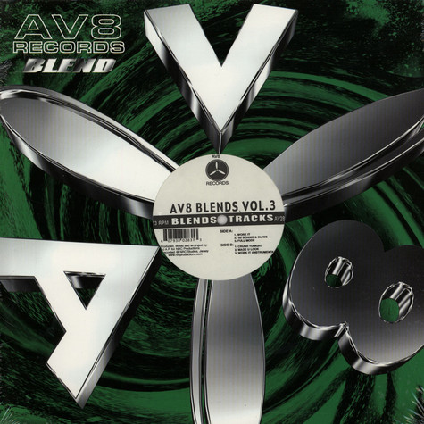 DJ Kurupt - AV8 blends vol. 3