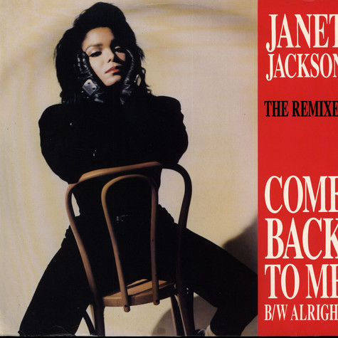 Janet Jackson - Come back to me remix