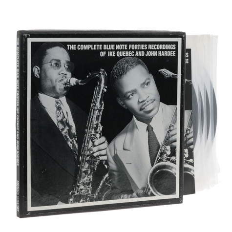 Ike Quebec / John Hardee - The Complete Blue Note Forties Recordings