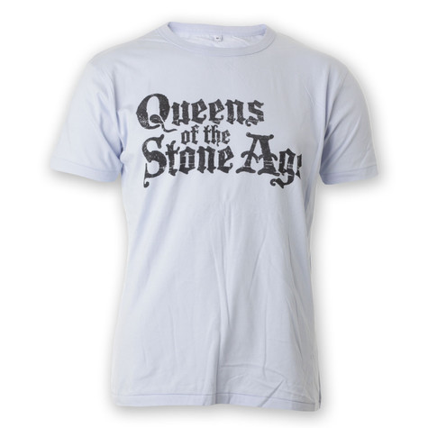 Queens Of The Stone Age - Era Logo T-Shirt