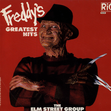 Elm Street Group, The - Freddy's Greatest Hits
