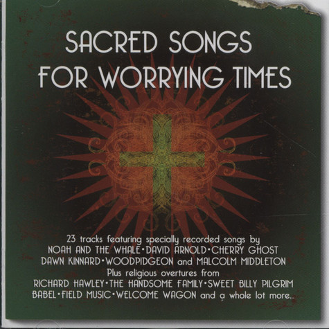 V.A. - Sacred Songs For Worrying Times