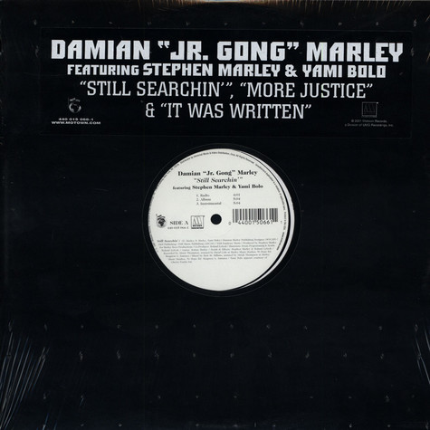 Damian Marley - Still searchin