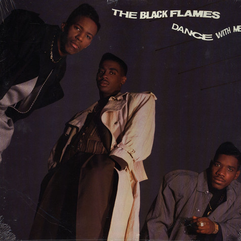 Black Flames, The - Dance with me