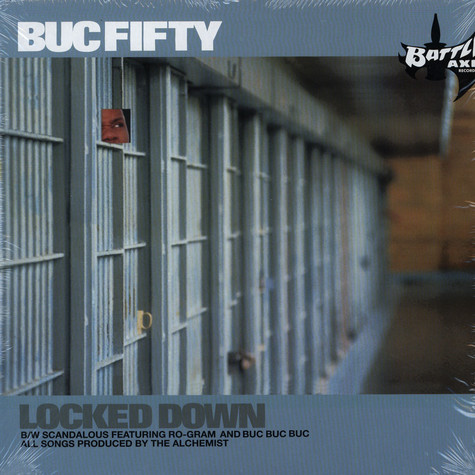 Buc Fifty - Locked Down