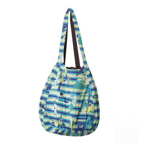 Cleptomanicx - Cate Aal & Friends Reversible Bag
