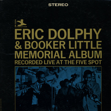 Eric Dolphy & Booker Little - Memorial Album