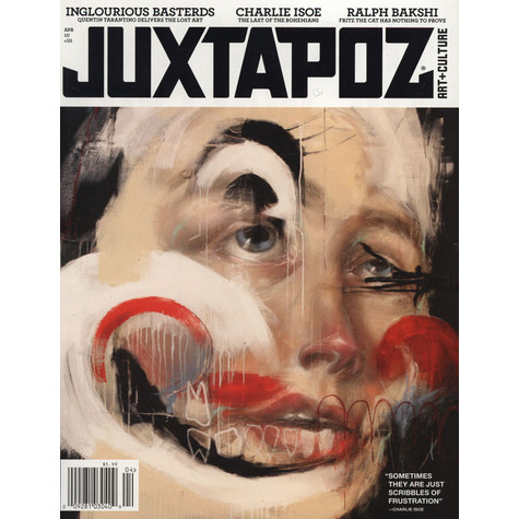Juxtapoz Magazine - 2010 - 04 - April