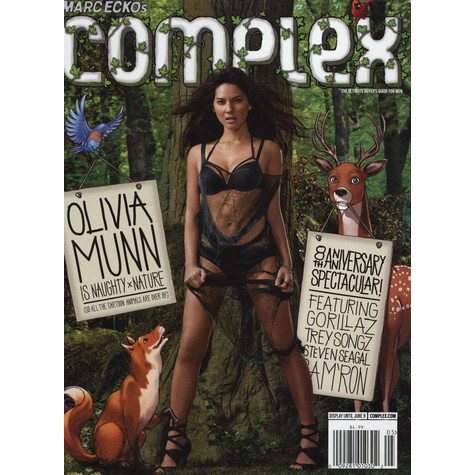 Complex - 2010 - 04 / 05 - Aprl / May