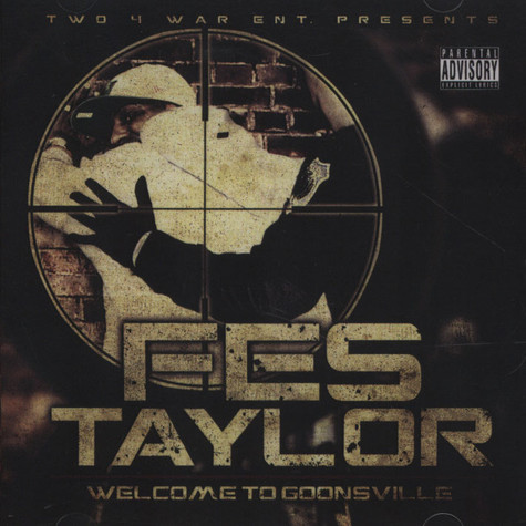 Fes Taylor - Welcome to Goonsville