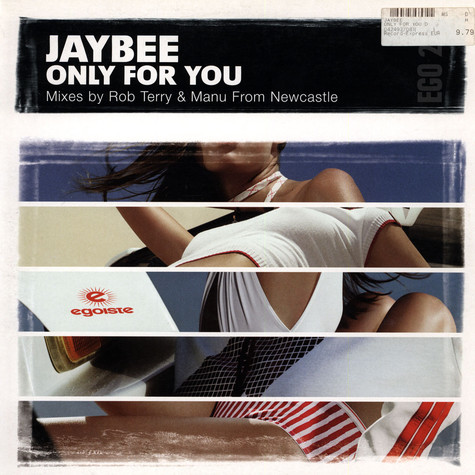 Jaybee - Only For You