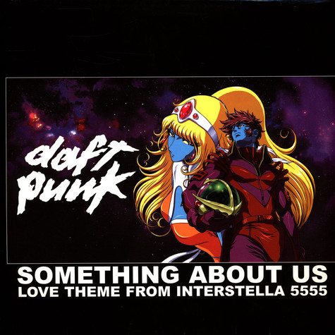 Daft Punk - Something About Us (Love Theme From Interstella 5555)