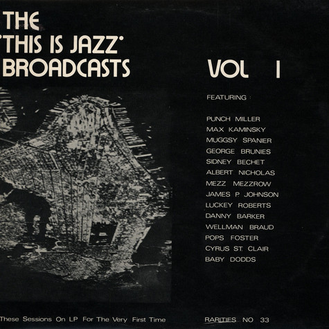 V.A. - This Is Jazz Vol. 1
