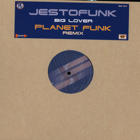 Jestofunk - Big Lover Remix