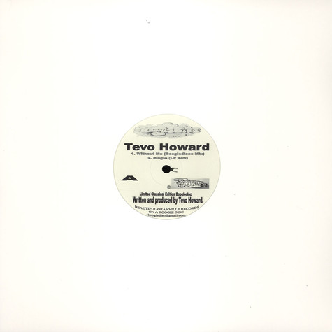 Tevo Howard - Without Me