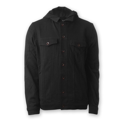 Vans - Manchester Button-Up Hoodie