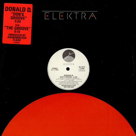 Donald Dee Bowden - Don's Groove