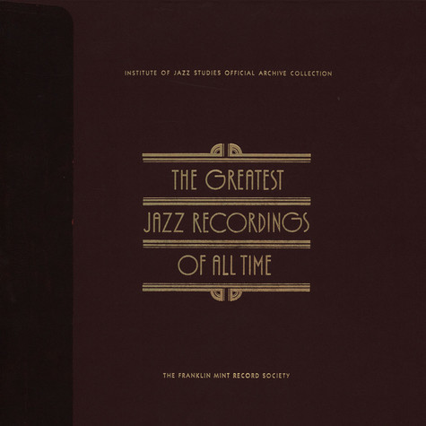 V.A. - The Greatest Jazz Recordings Of All Time - Big Band Jazz Masters