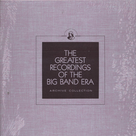 V.A. - The Greatest Recordings Of The Big Band Era - Stan Kenton / Raymond Scott / Billy Butterfield / Art Jarrett / Jerry Wald