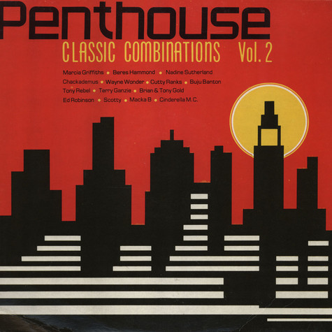 V.A. - Penthouse Classic Combinations Volume 2