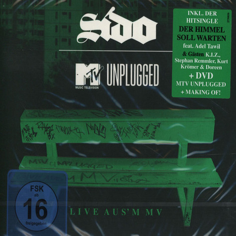 Sido - MTV Unplugged - Live Aus'm MV Limited Edition