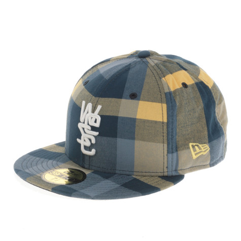 WeSC - 59fifty Check Hat by New Era