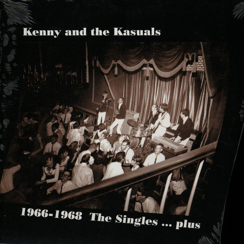 Kenny And The Kasuals - 1966-1968 the Singles