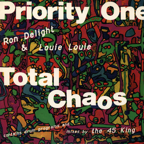 Priority One - Total Chaos