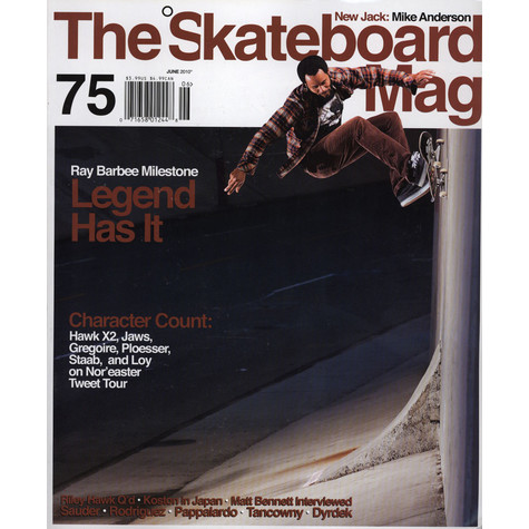 The Skateboard Mag - 2010 - 06 - June