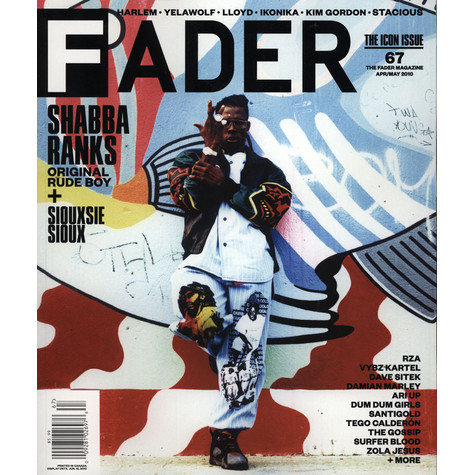 Fader Mag - 2010 - June - Issue 67