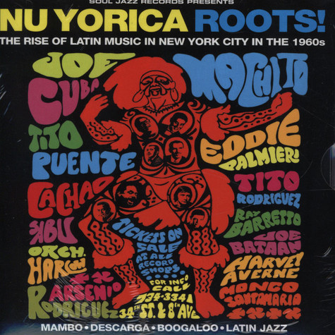 V.A. - Nu Yorica Roots!