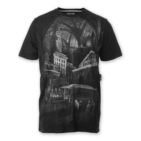 Zoo York - Ghost Train T-Shirt