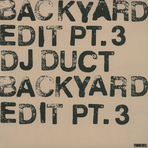 DJ Duct - Backyard Edit Part 3
