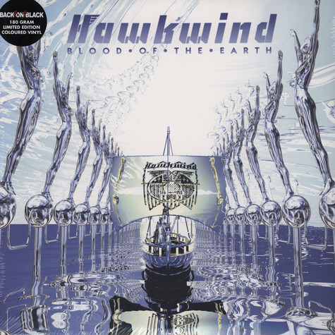Hawkwind - Blood Of The Earth
