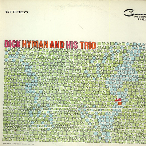 Dick Hyman Trio, The - The Dick Hyman Trio