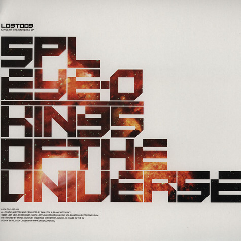 SPL & Eye-D - Kings of the Universe