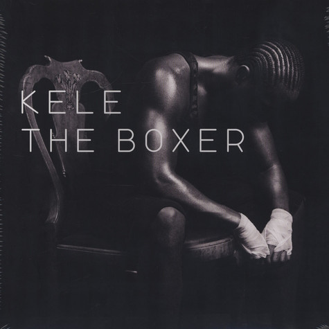 Kele Okereke of Bloc Party - The Boxer