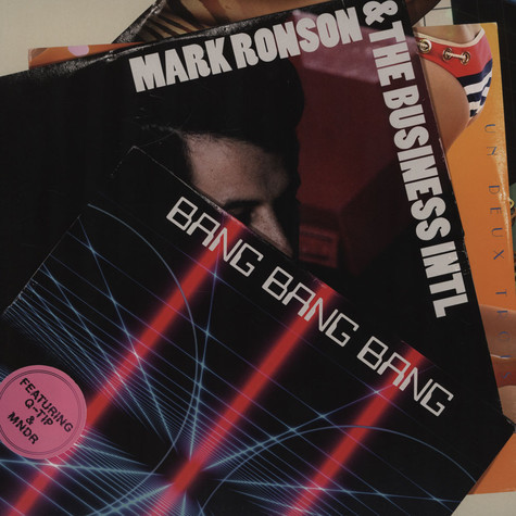 Mark Ronson & The Business Intl. - Bang Bang Bang feat. Q-Tip
