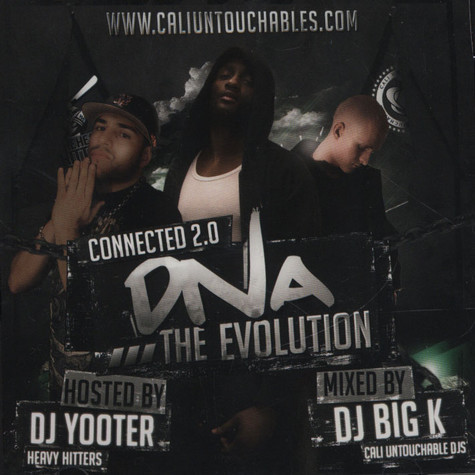 DNA, DJ Big K &  DJ Yooter - Connected 2.0: The Evolution