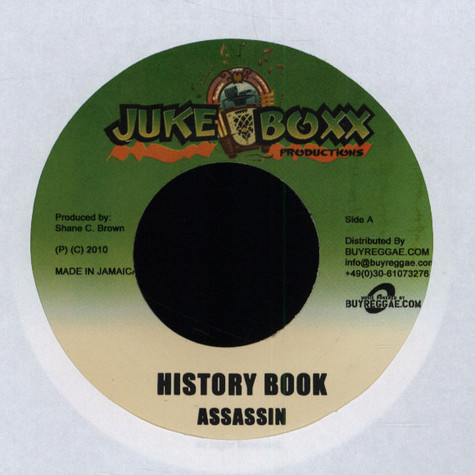 Assassin / Elephant Man - History Book / Whine