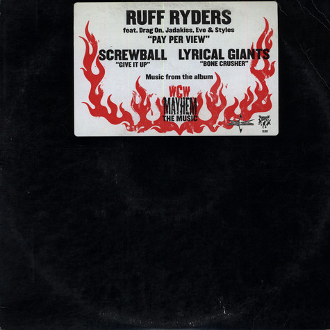 Ruff Ryders - Pay per view