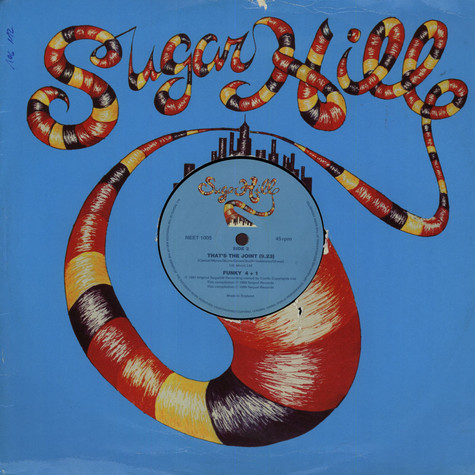 Positive Force / Funk 4 + 1 - We Got The Funk / That's The Joint