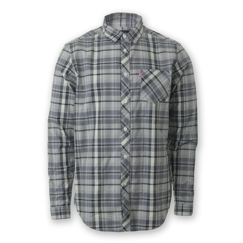 Mishka - Division Plaid Buttondown Shirt