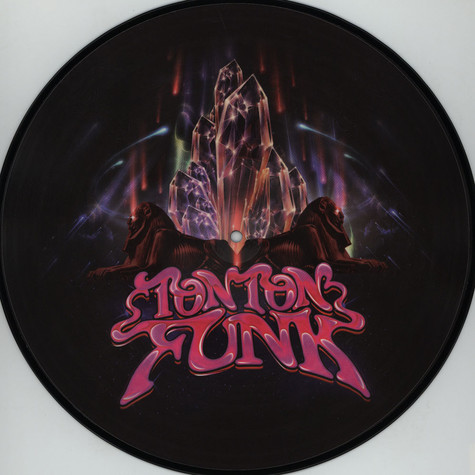 Teenage Bad Girl - Tonton Funk EP