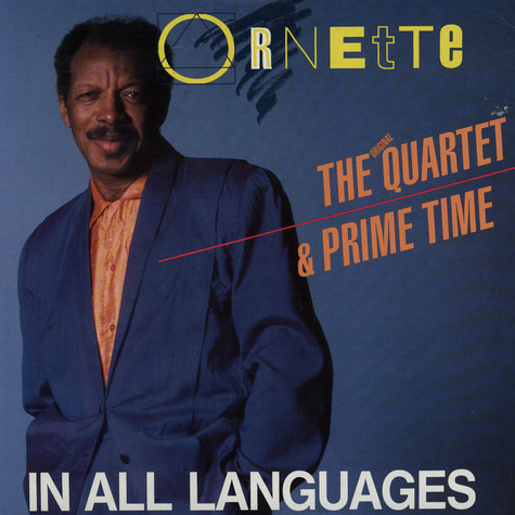 Ornette Coleman - In All Languages