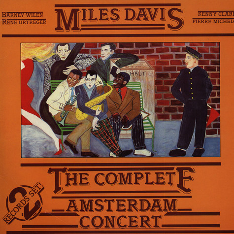 Miles Davis - The Complete Amsterdam Concert