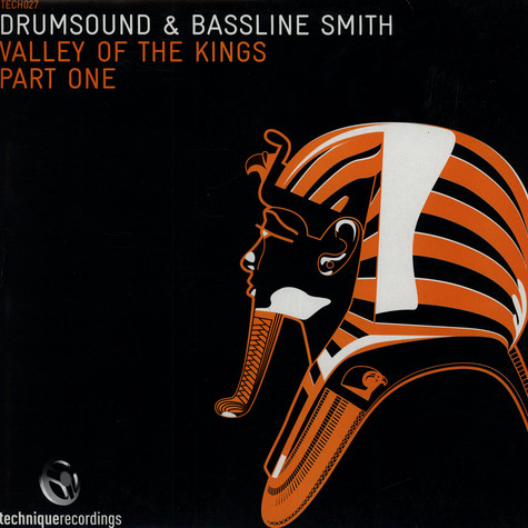 Drumsound & Bassline Smith - Valley Of The Kings Part 1