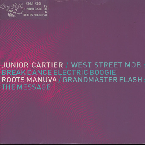 Junior Cartier / West Street Mob - Break Dance Electric Boogie (Jon Carter Remix)