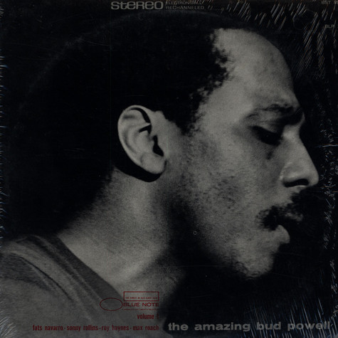 Bud Powell - The Amazing Bud Powell Volume 1