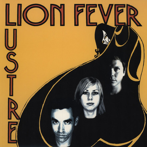 Lion Fever - Lustre EP